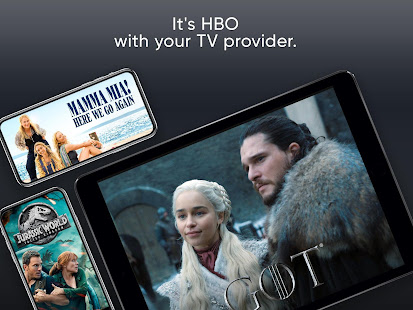 HBO GO: Stream with TV Package for PC / Windows 7, 8, 10