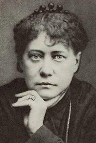 Madame H P Blavatsky