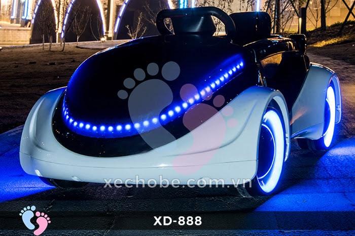 Xe hơi điện trẻ em XD-888 8