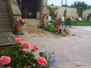 Fleurissement et amélioration de vos massif, bac et jardinière
