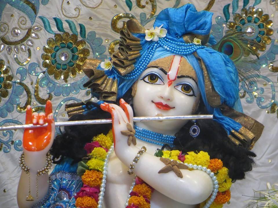 ISKCON Aravade Deity Darshan 16 May 2016 (4)