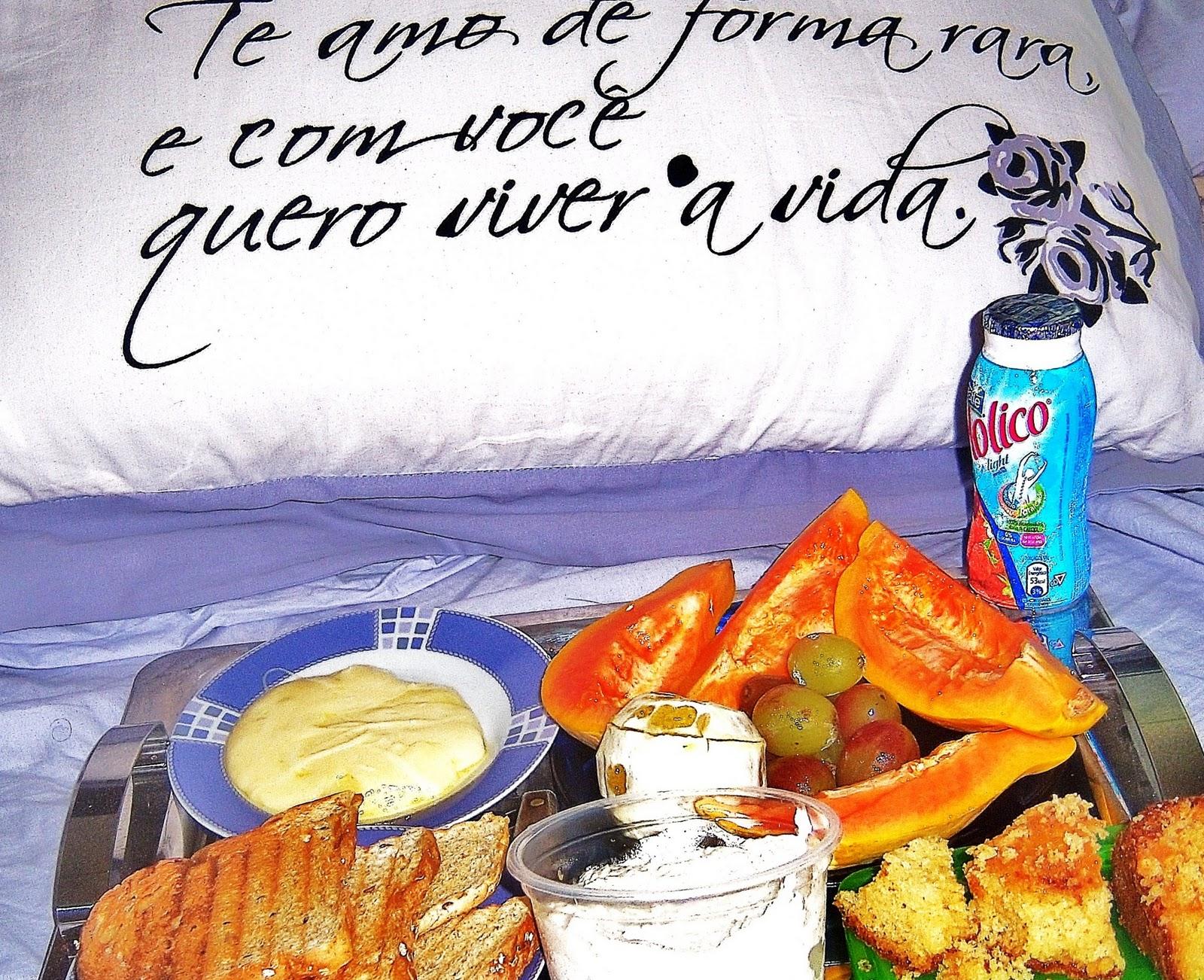 Café Da Manhã Na Cama Surpresas Para Namorados