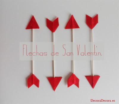 Idea 1 para decorar en San Valentín