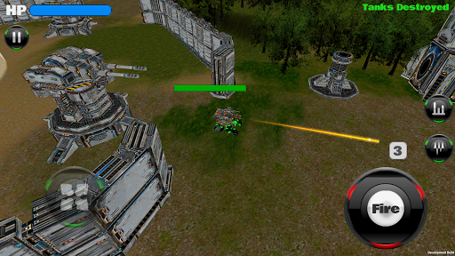 Infinity Tanks 1.2.2 screenshots 1