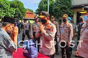Korbinmas Baharkam Polri Peduli Covid-19 Sentuh Marbot dan Guru Ngaji Yang Berada di Kecamatan Tambun