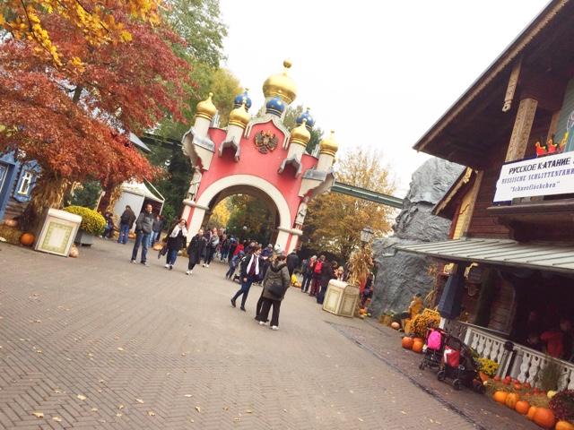 Une journée à Europapark
