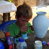 Peinture sur céramique - San Juan de Oriente, Nicaragua