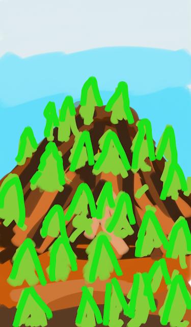 Menaklukkan Gunung Hayalan dalam Kehidupan