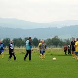 Futbal knazov a vyberu mesta Sp. Bela v Slovenskej Vsi