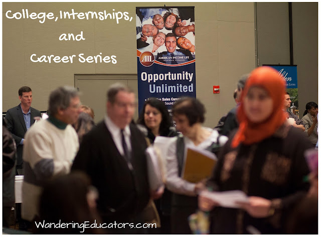 The College, Internships, and Career Series