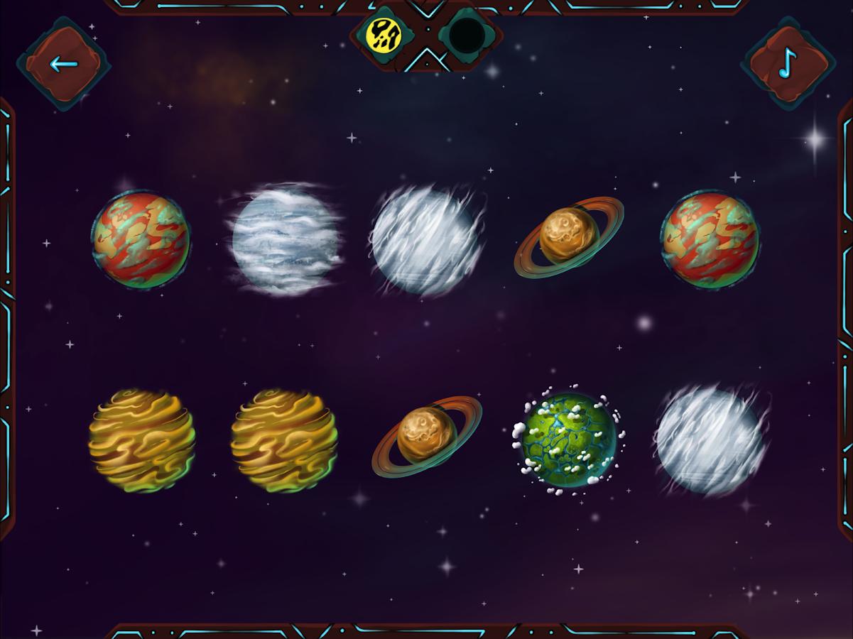 Planetarix- screenshot