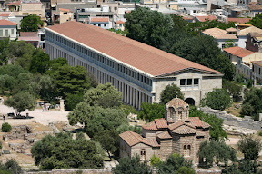 Stoa of Attalus, Agora, Athens