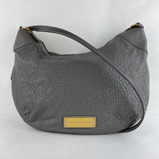 Marc by Marc Jacobs Grey Shoulder Bag