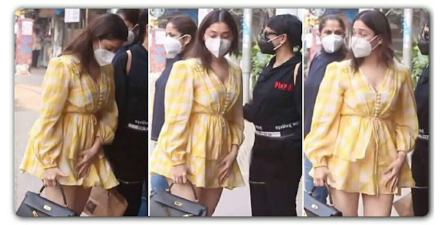 मलाइका की टाइट शर्ट ड्रेस में अक्षय की एक्ट्रेस, 10 तस्वीरों में देखें कमाल