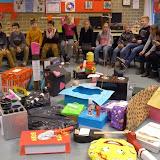 Sinterklaas surprises bij groep 6
