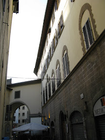 The old JMU flat in Florence