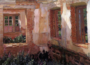 Развалины дома, 1900-е