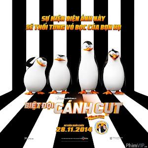 Biệt Đội Cánh Cụt Vùng Madagascar - The Penguins Of Madagascar poster