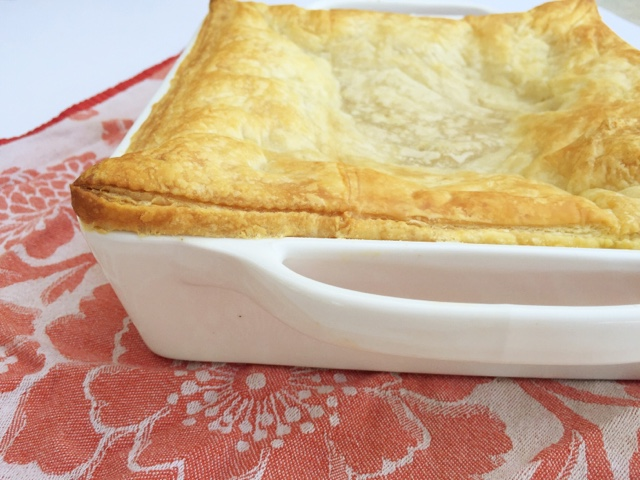 Nellie & Phoeb's: Lighter Chicken Pot Pie