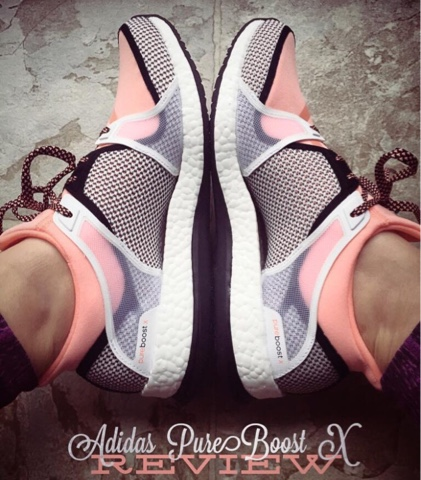 Real Fit Housewife  Shoe Review  Adidas PureBoost X 03f3db9e4a