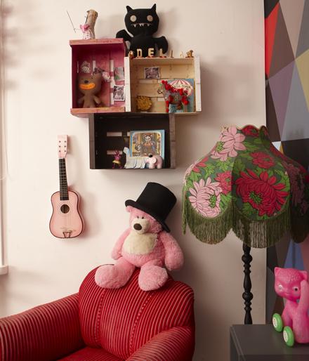 Lille lykke een vrolijke boel - Redone slaapkamer ...