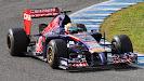 Jean Eric Vergne Toro Rosso STR9