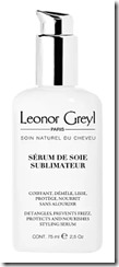 Leonor Greyl Serum de Soie Styling Cream