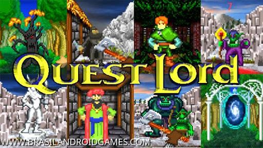 QuestLord Imagem do Jogo