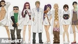 Ảnh trong phim Anime de Wakaru Shinryounaika 1