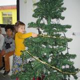 Nog kerst bij juf Kelly