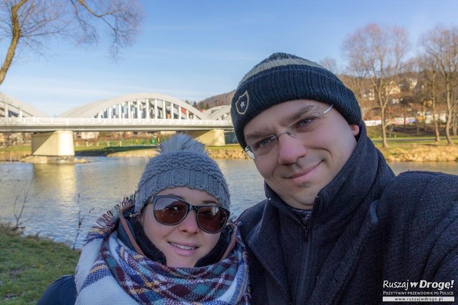 Przepięknie w Krościenku nad Dunajcem