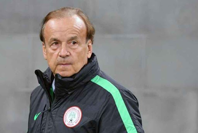 The future is bright— Gernot Rohr