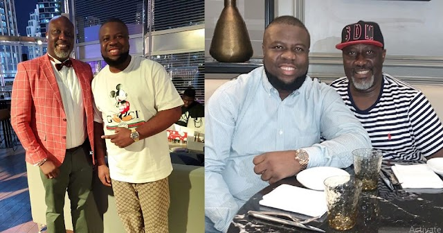 Dino Melaye Finally Reacts after Hushpuppi Mention Him as his Accomplice [Photo]