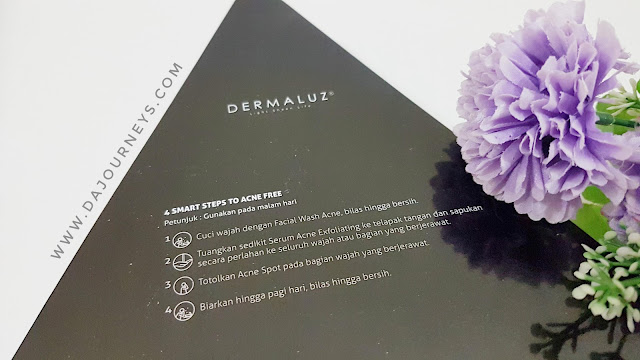Review Dermaluz Acne Series