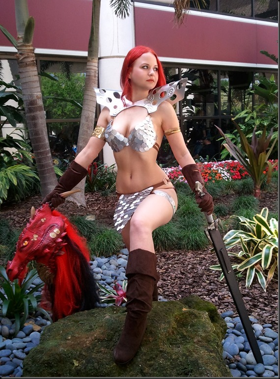 Red Sonja by AlisaKiss_742710-0004