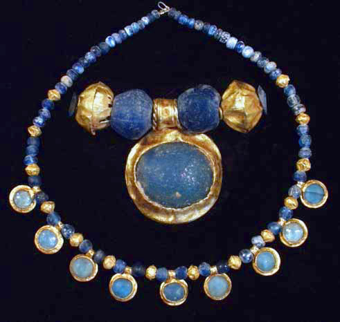 Ancient Egyptian Necklace, Egyptian Magic
