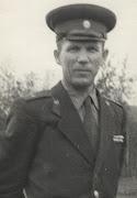 Василий Семенович Олейник - отец