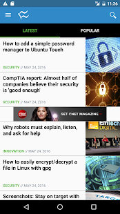 TechRepublic- screenshot thumbnail