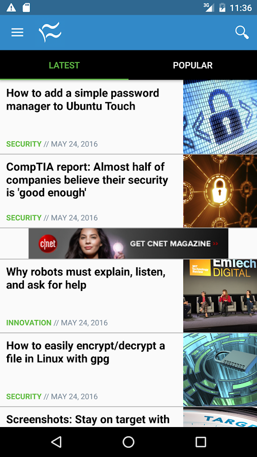 TechRepublic- screenshot