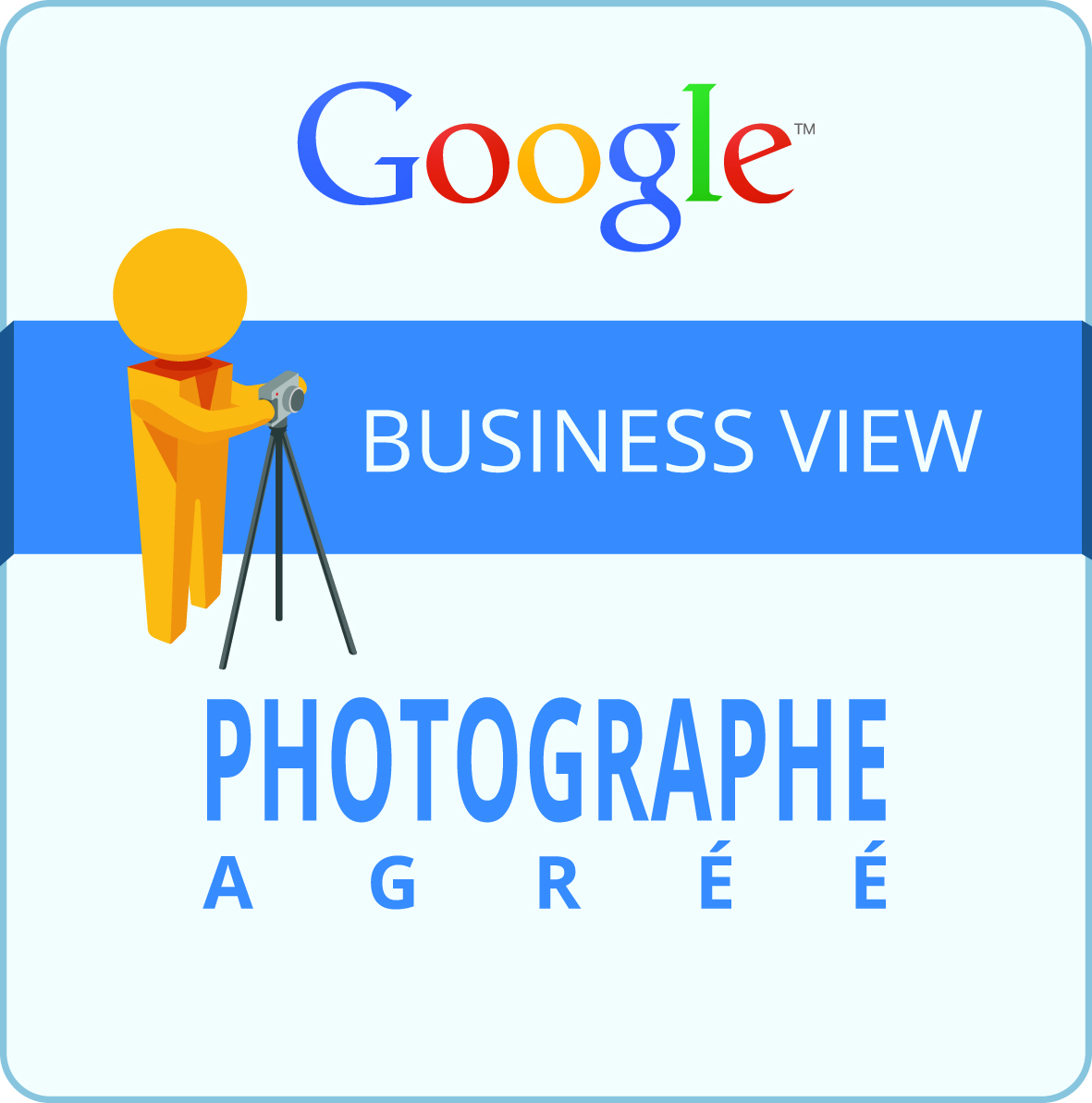 Photographe agréé Google Business View