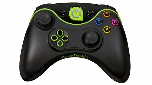 Green Throttle Controller