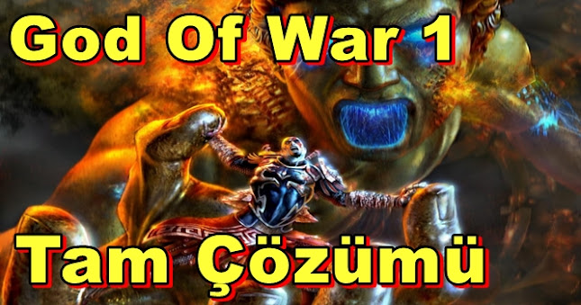 God of War 1 Tam Çözümü