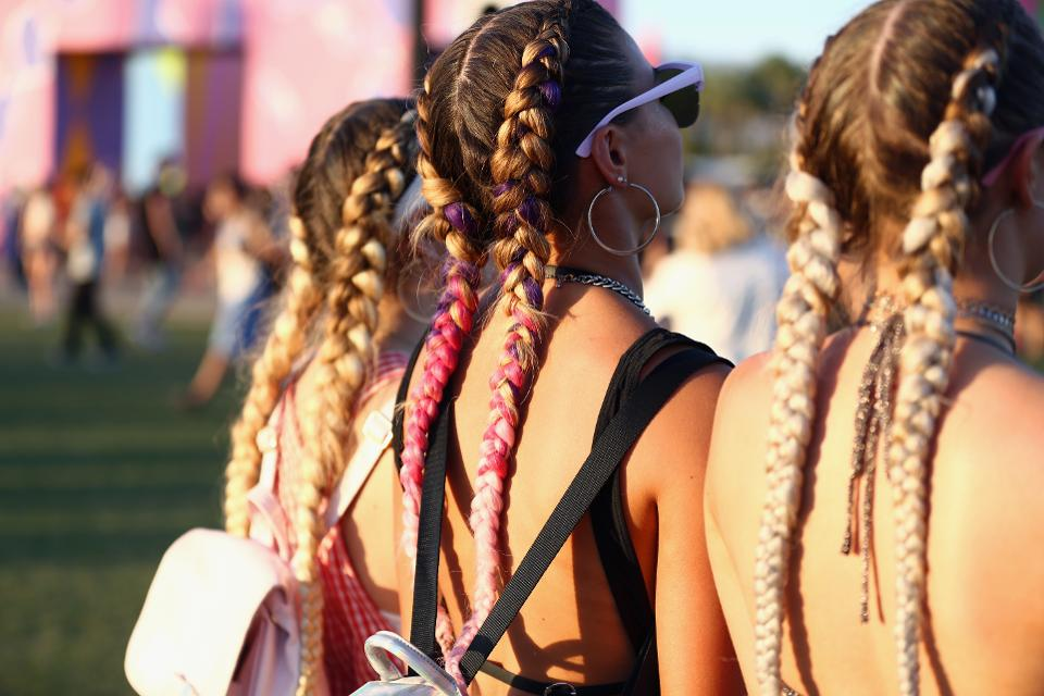 THE BEST MUSIC FESTIVAL HAIR FOR PRETTY LADIES IN ALL VARIOUS OCCASIONS 8