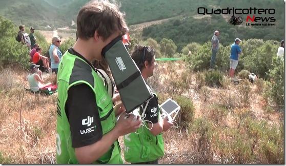 dji drone wrc rally italia sardegna