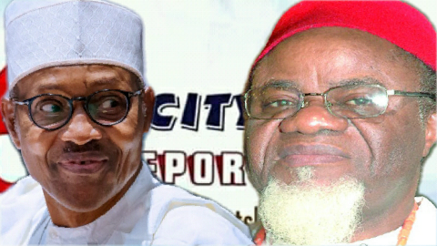 """""""Ndigbo will cease to be Nigerians if......."""" - Ezeife Declares, Sends strong Signal to Buhari"""
