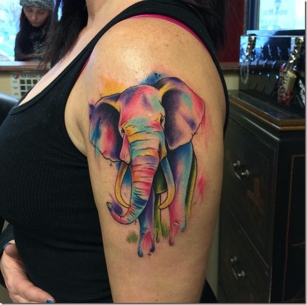 Este elefante