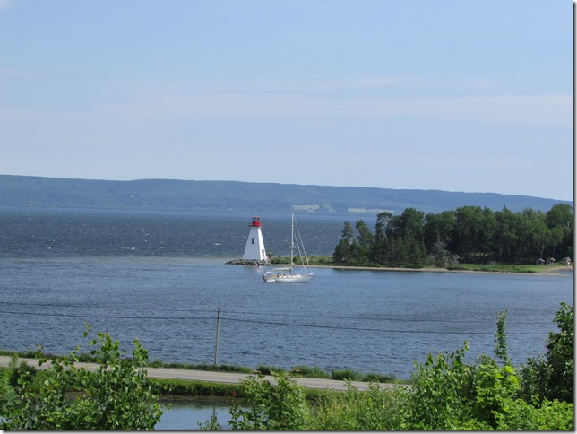 Baddeck, NS Lighthouse