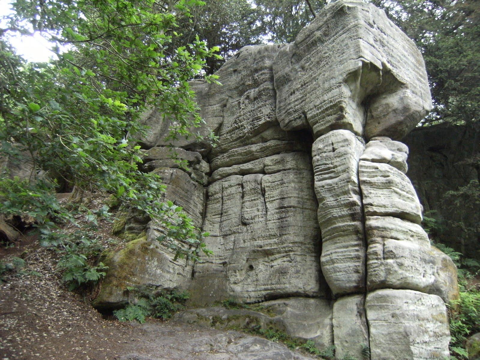 DSCF8239 Eridge Rocks