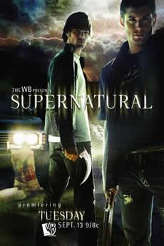 Baixar Série Supernatural 1ª Temporada Torrent Dublado Grátis
