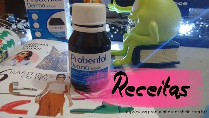 Receitas com Probentol